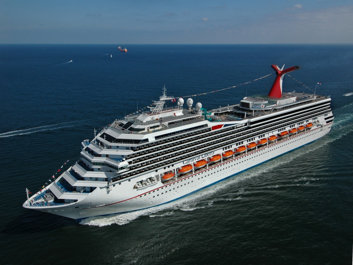 Carnival Cruise Liberty Rooms