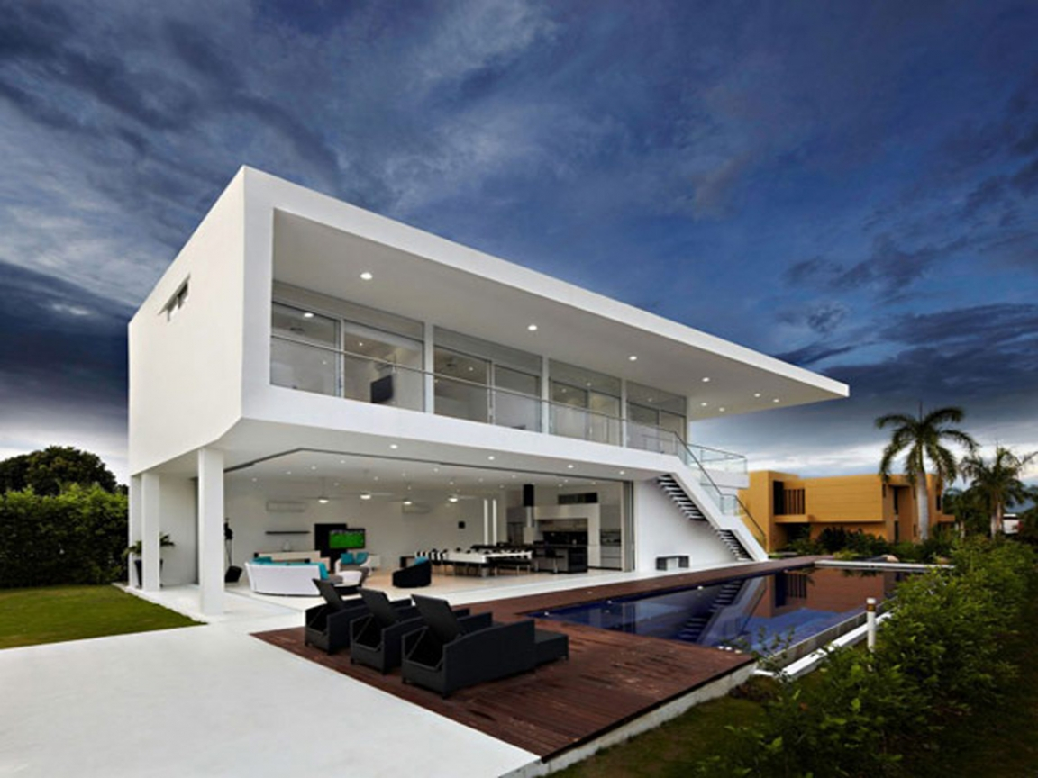 Modern minimalist house design minimalist prefab house for Minimalist ranch house