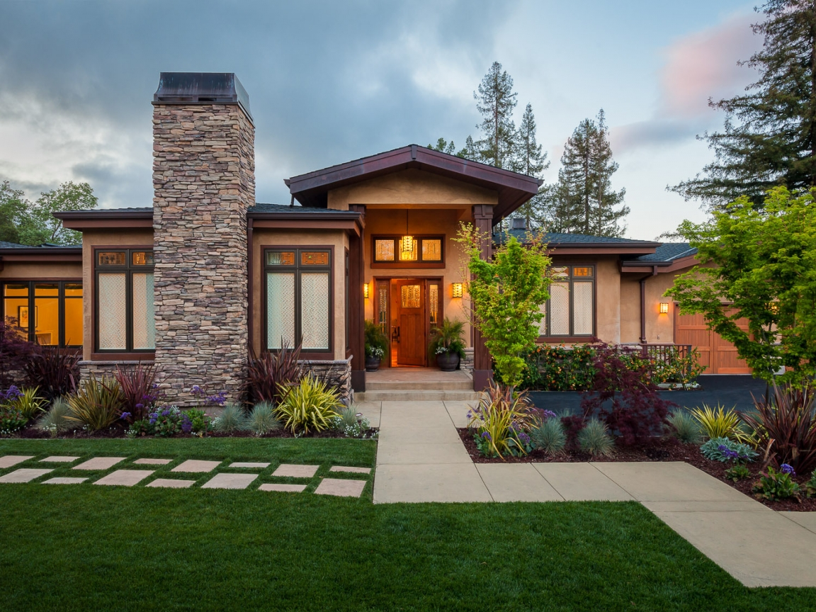 Rustic Craftsman Style Homes Modern Craftsman Style Home ...