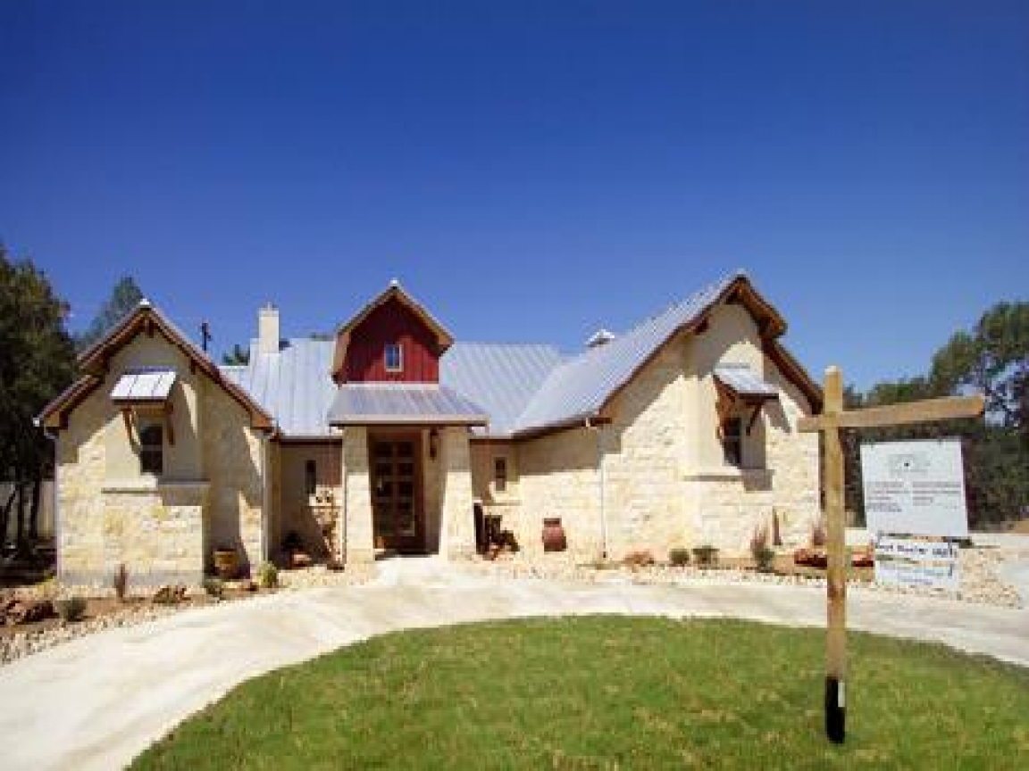 Texas hill country house plans texas hill country house for Texas style house plans