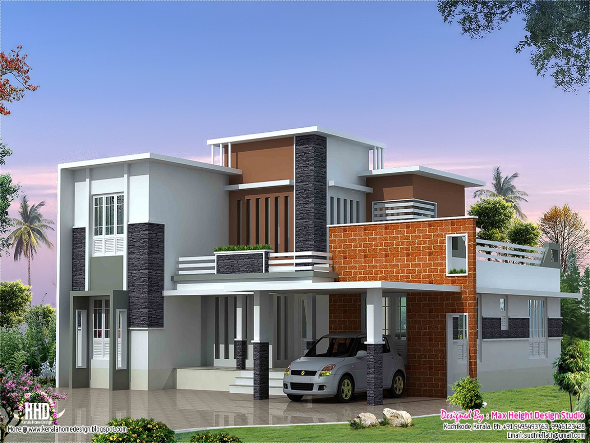 Modern contemporary villa design contemporary beach house for Beach villa design ideas