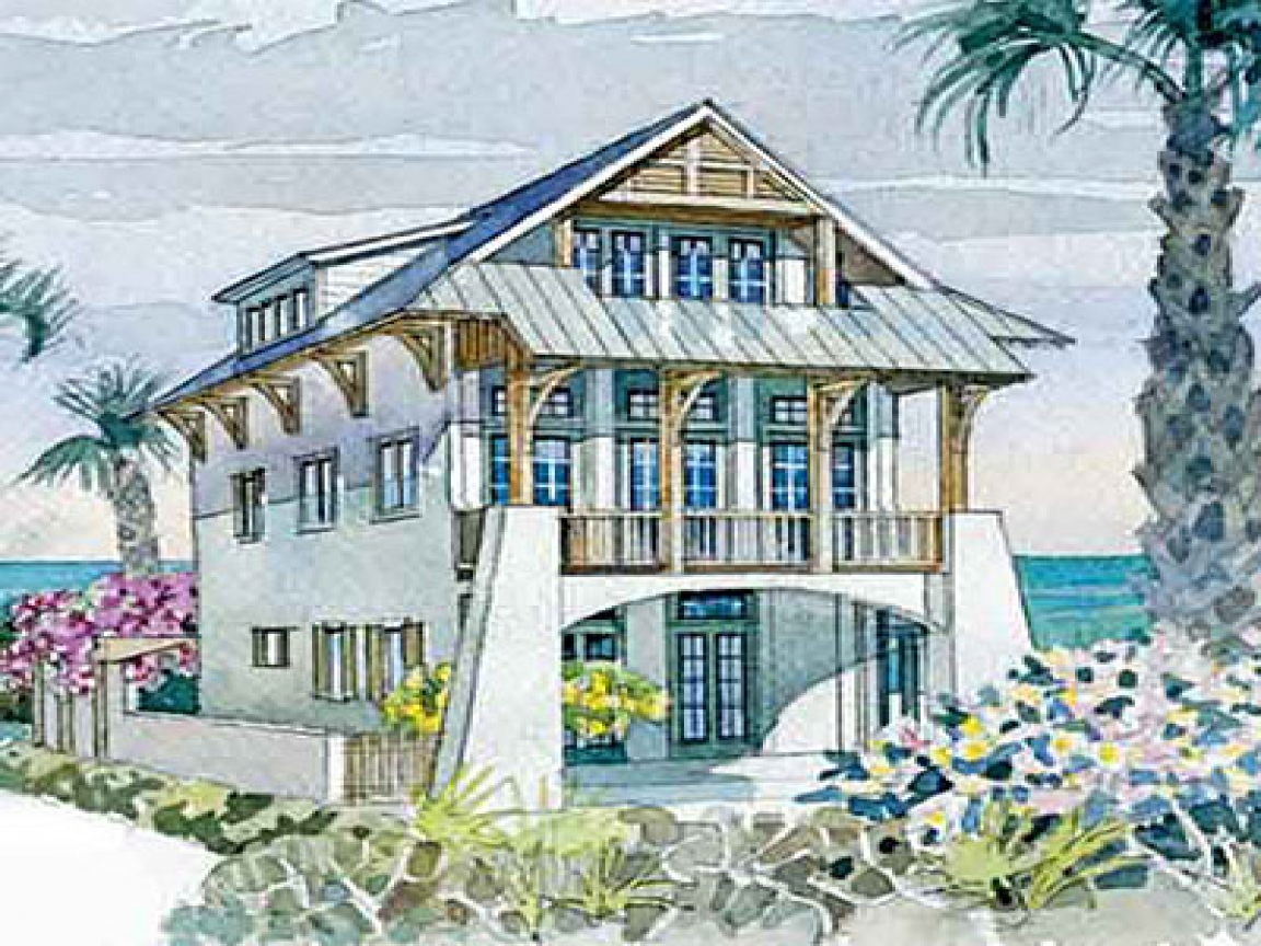 Coastal Narrow Lot Waterfront Home Designs on lake front home designs, narrow lot cottage designs, narrow lot duplex designs, lakeside home designs, narrow lot beach house designs,