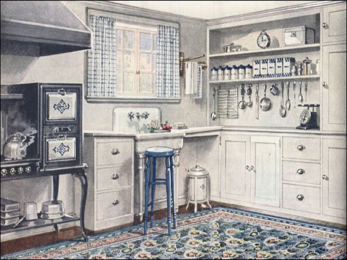 Craftsman Mission Style Kitchen Cabinets 1920 S Style
