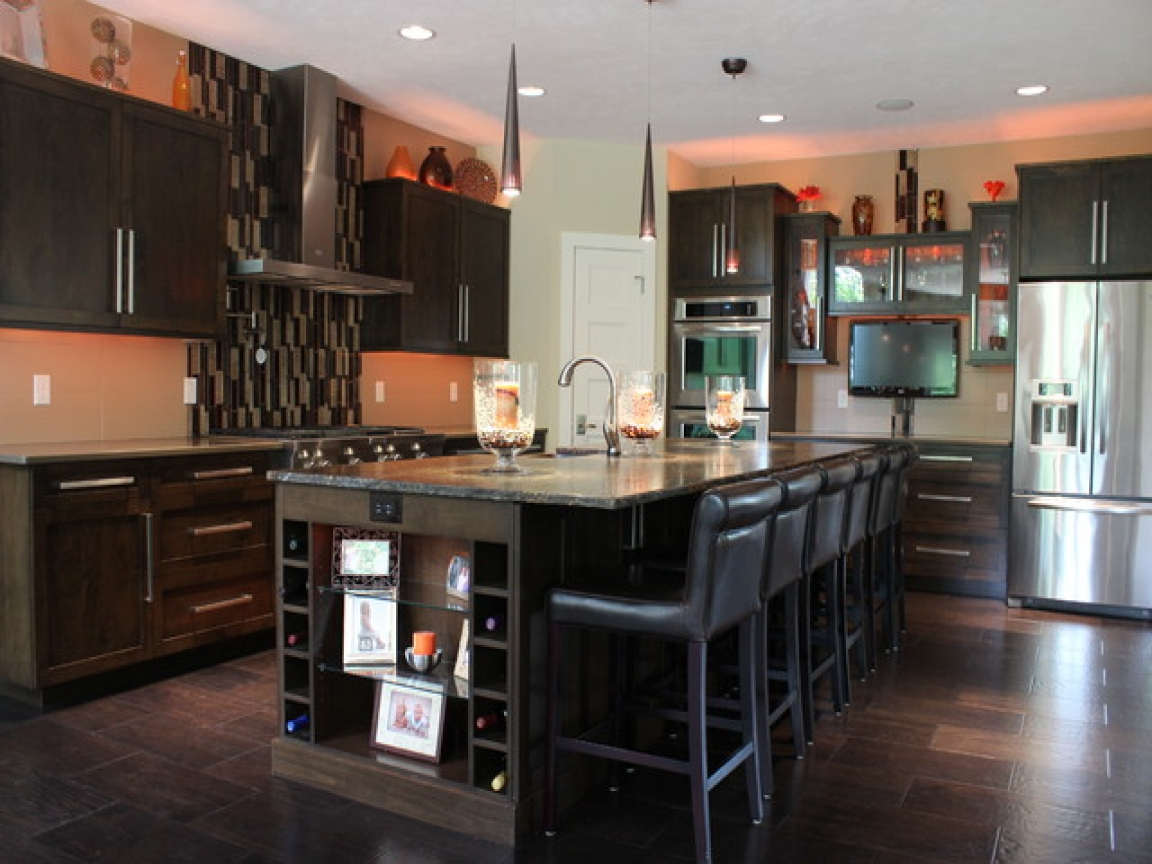 Contemporary craftsman style home craftsman kitchen for 1 kitchen cleveland ohio