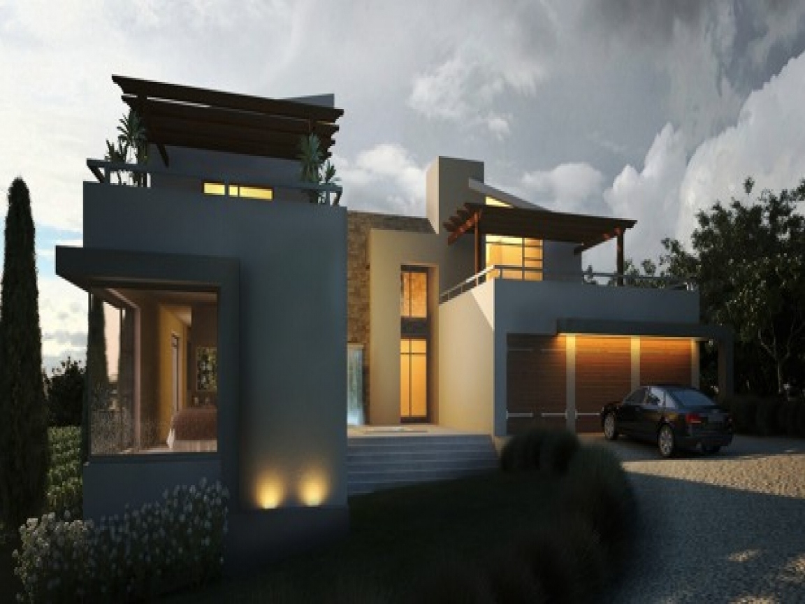 Modern residential architecture modern residential for Residential architecture styles