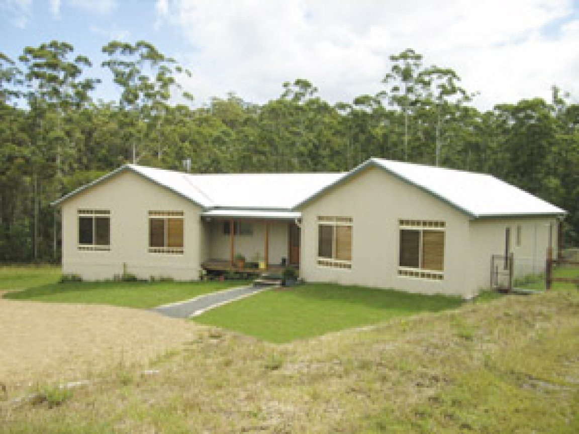 Kit home designs small prefab house kits individual home for Individual house model pictures