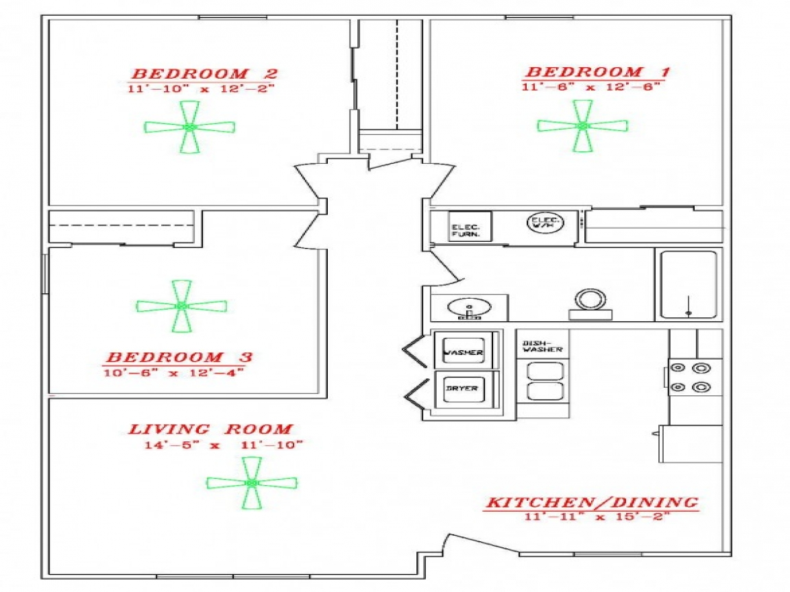 Energy efficient home designs floor plan most energy for Small energy efficient home plans