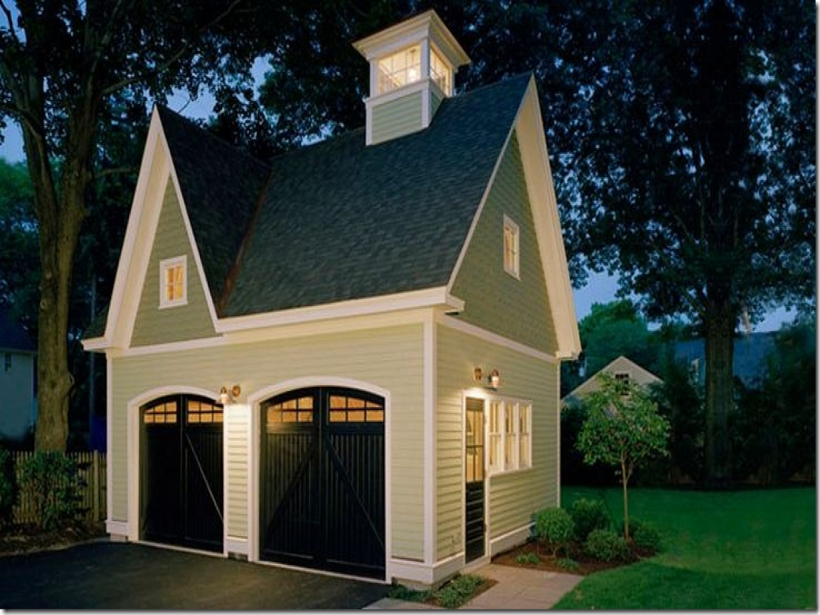Victorian detached garage plans victorian garage plans for Cottage style garage plans