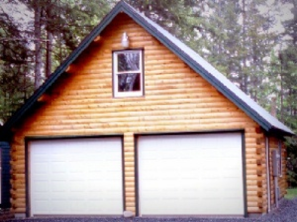 Log house plans with porches log home plans with garages for Log home plans with garage