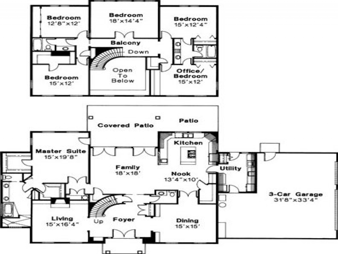 Colonial Mansion Floor Plans Floor Plans For House Plan