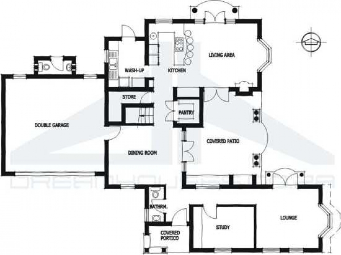 House plans south africa house plans in zimbabwe tuscan for Modern house plans zimbabwe