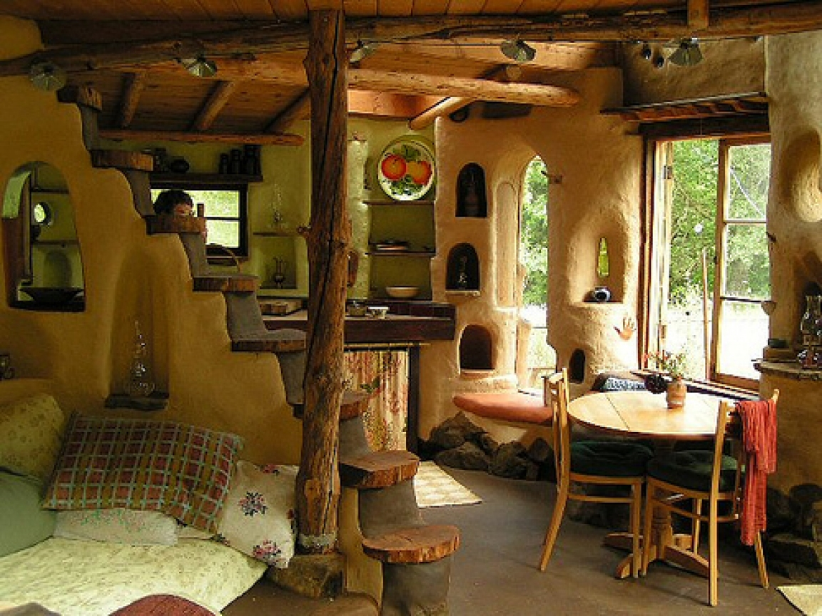 Beautiful Cob House Cob Houses Fancy, house plans oregon ...