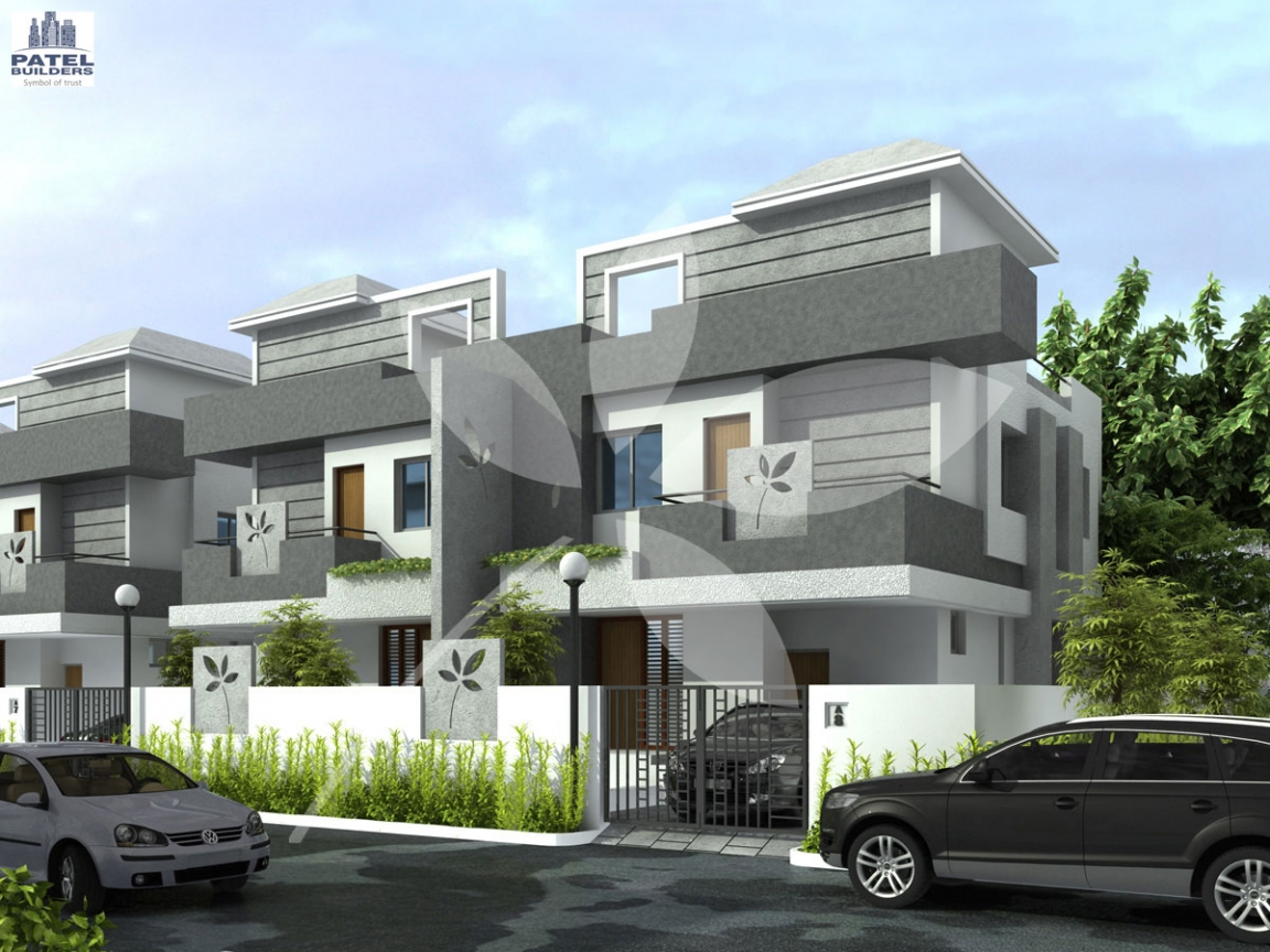 Front Elevation Of Beautiful Houses Or Bungalow : D home elevation designs bungalow front design