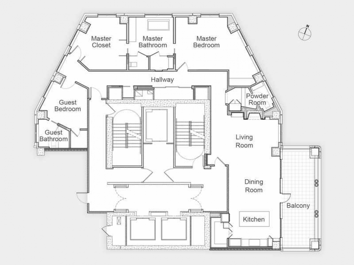 Small cape cod house plans house floor plans with cost to for Ranch house plans with cost to build