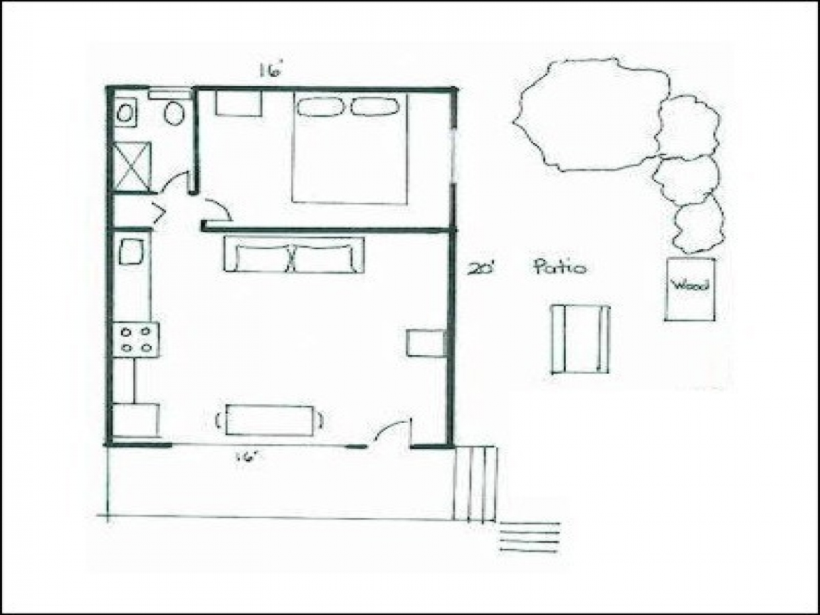 Small cabins off the grid small cabin house floor plans for Off the grid floor plans