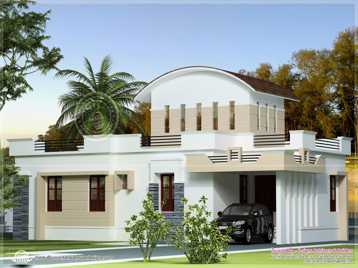 Small house plans kerala home design kerala house photo for Small house images in kerala