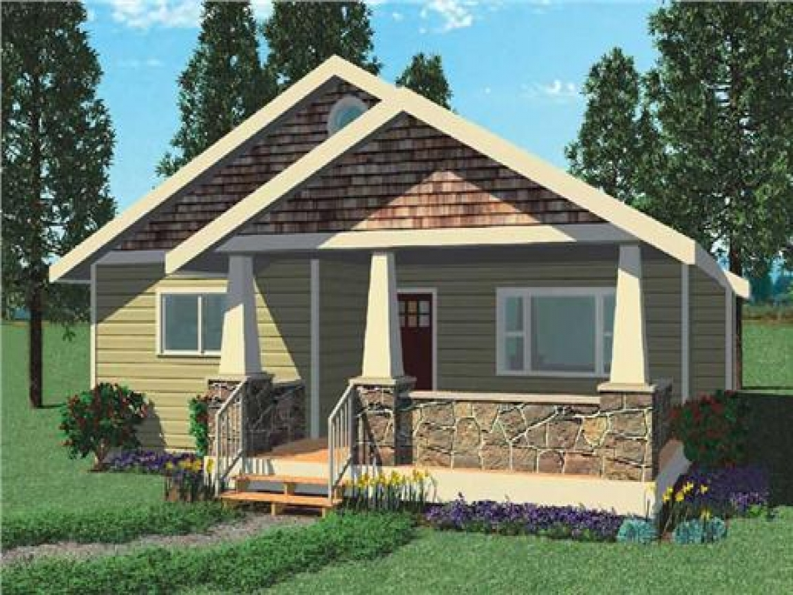 Bungalow House Plans Philippines Design One Story Bungalow ...