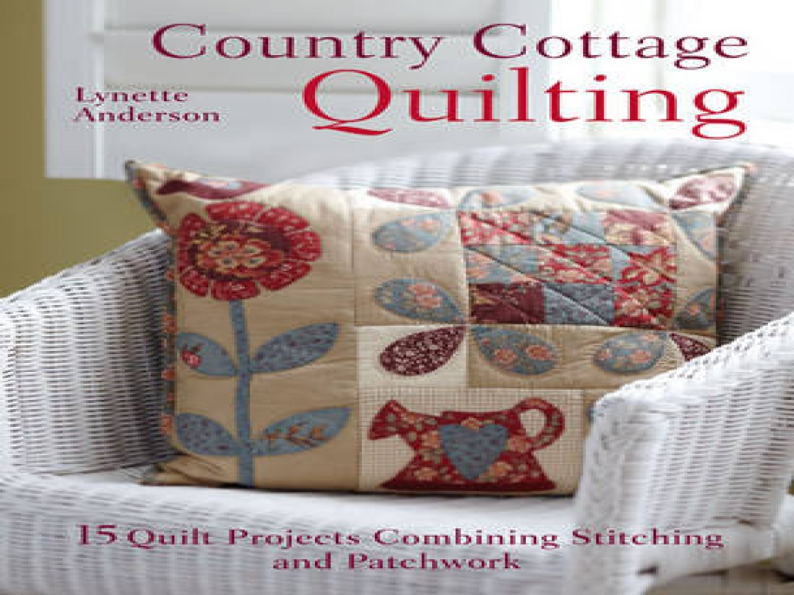 Country cottage quilting country cottage curtains country for Country cottage magazine
