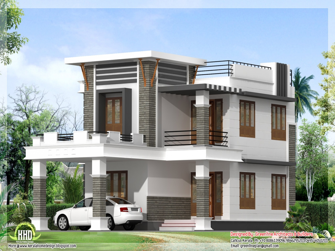 Beautiful house plans in kerala house plans kerala home for Beautiful home designs in kerala