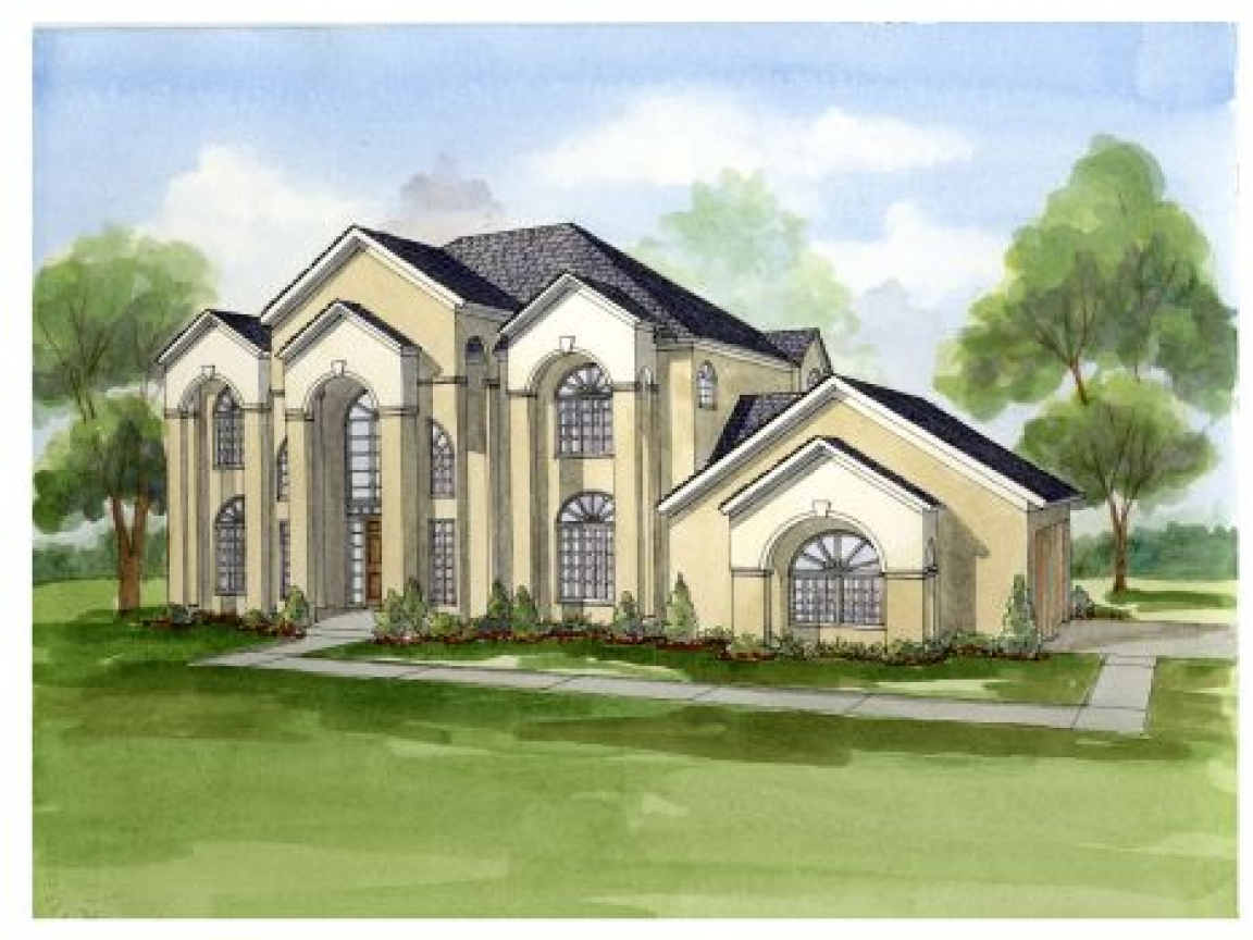 House plans and pictures of custom homes ranch house plans for Custom built house plans