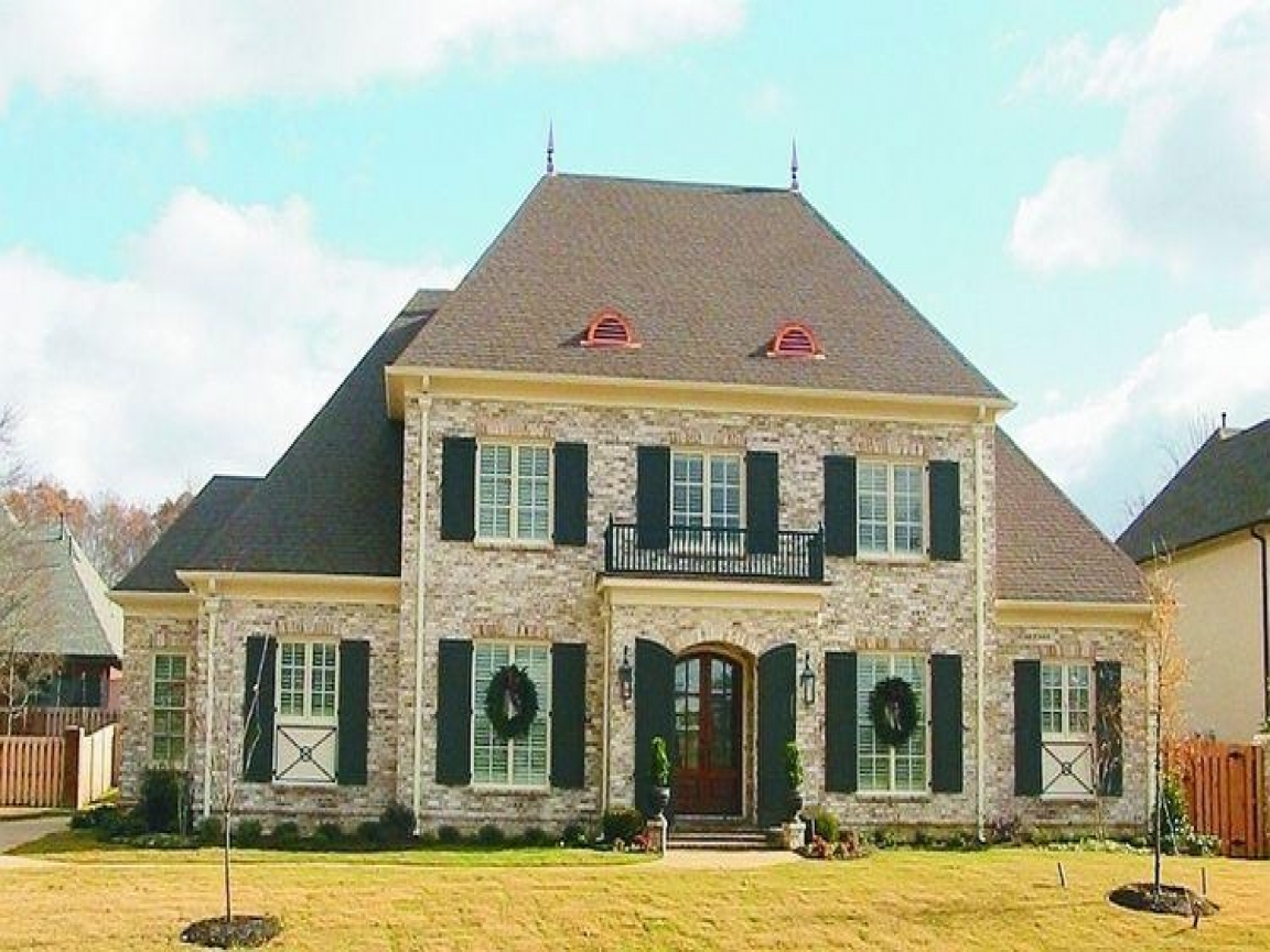 Southern colonial style house plans house plans colonial for Colonial style homes floor plans