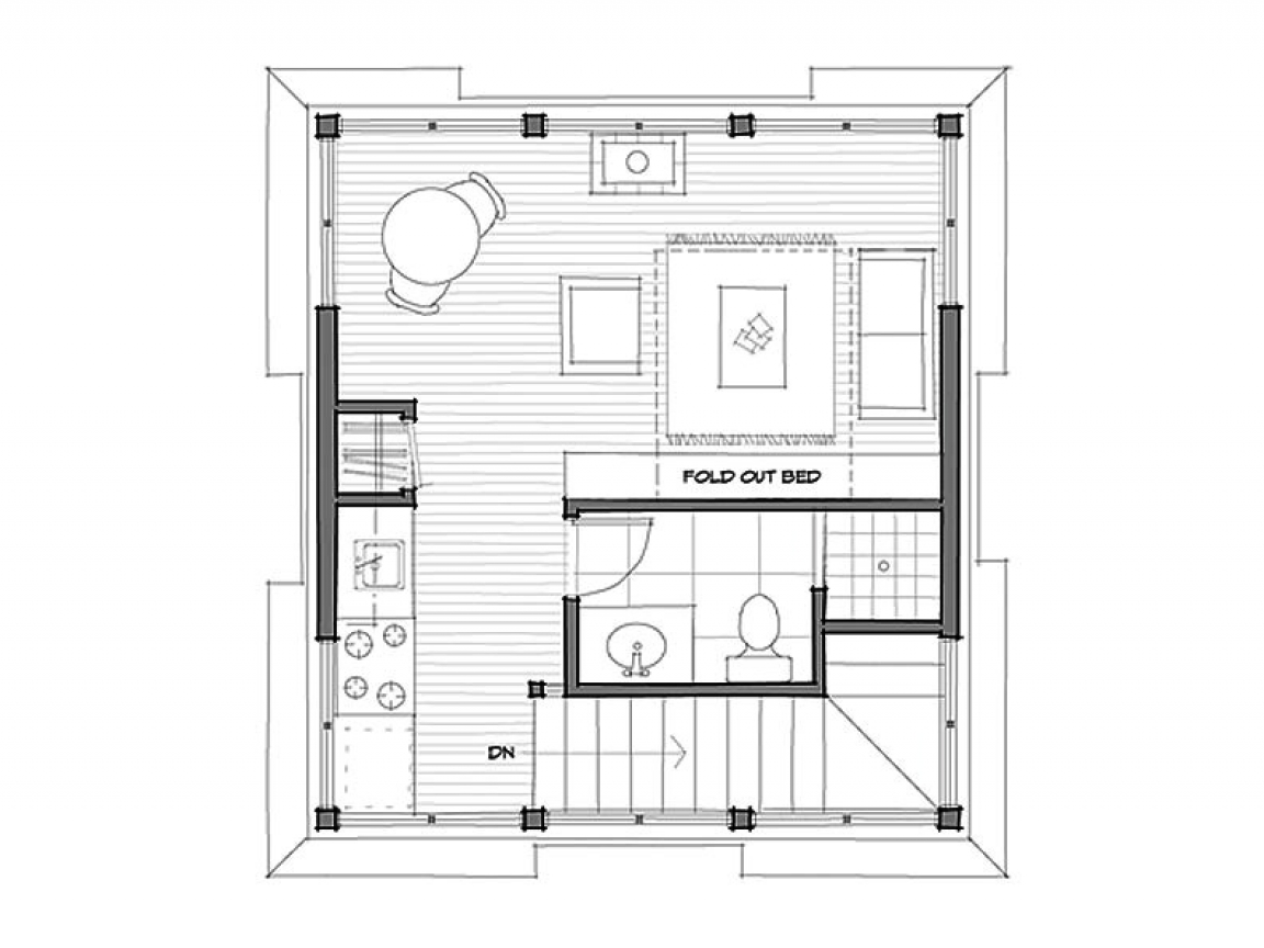 Free micro house plans affordable small house plans free for Cheap tiny house plans