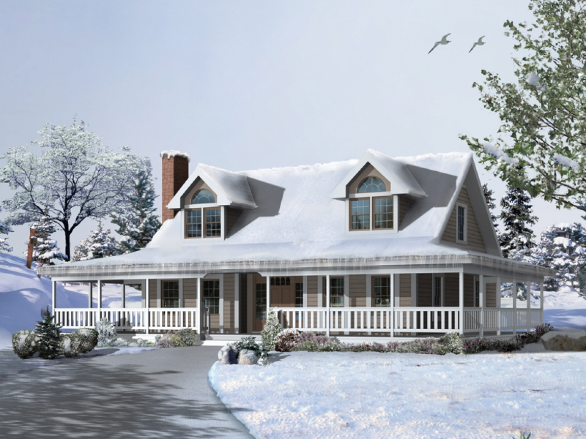 Small cape cod house plans cape cod house plans with wrap for Small cape