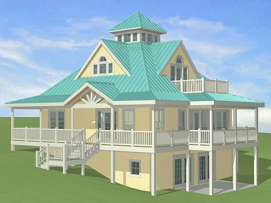 Southern cottages house plans january 2011 cottage house for Louisiana cottage house plans