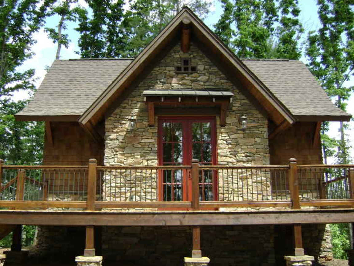 Guest house plans small guest cottage plans build cottage for Guest cabin plans