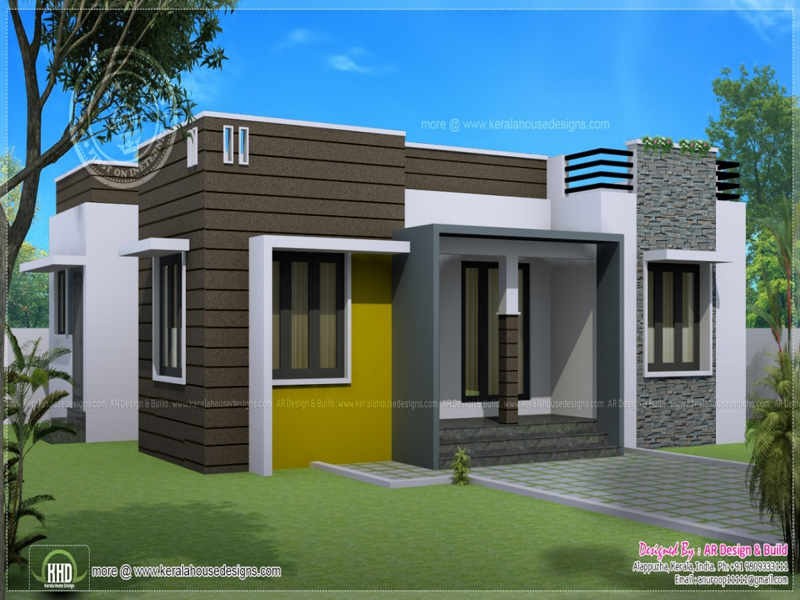 Modern House Plans 1000 Sq FT Small Home Floor Plans Under ...