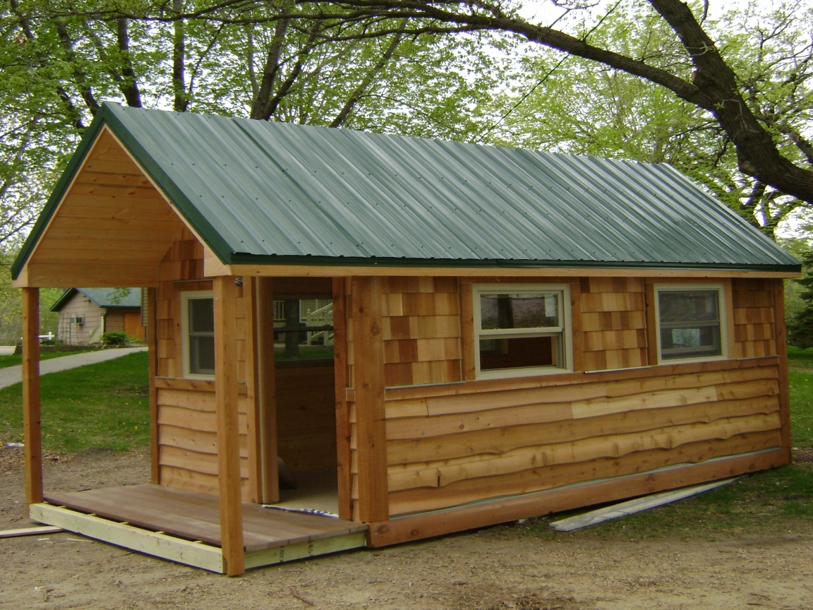Small cabins tiny houses tiny house interior small cabin for Cottage packages manitoba