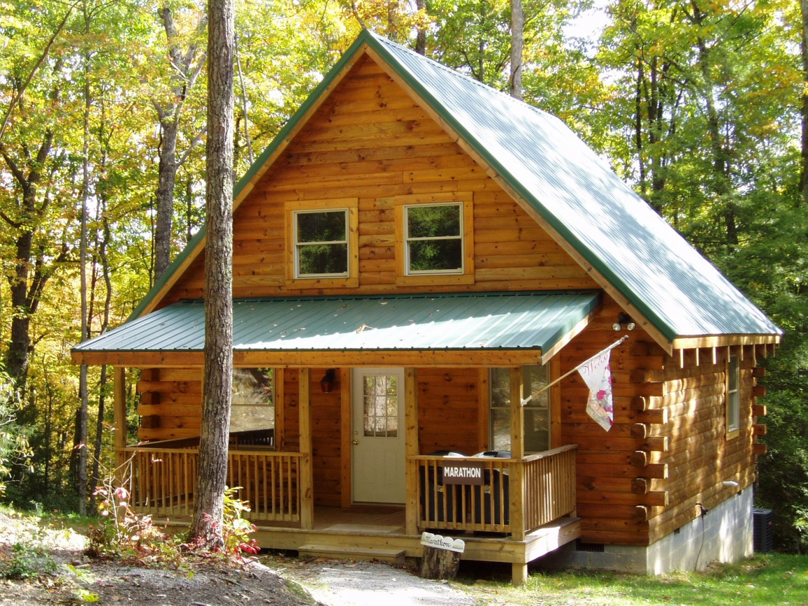 Small log cabins 800 or less small log cabin one for One room log house