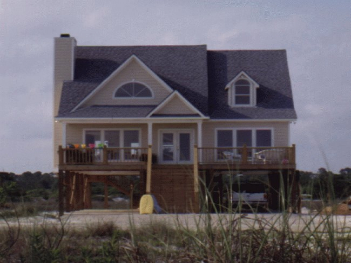 Beach house plans southern living beach house plans with for Beach house plans with porches