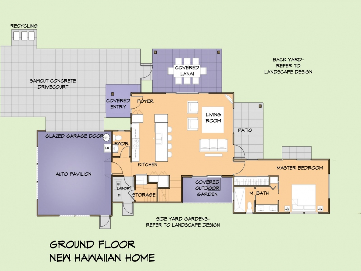 Hawaiian Home Floor Plans Hawaiian Home Floor Plans With