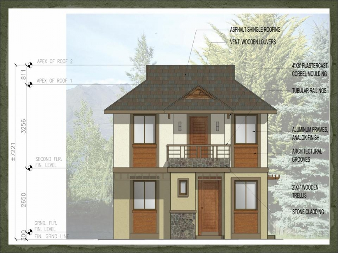 Small house floor plans and designs small house design for Philippine house designs and floor plans for small houses