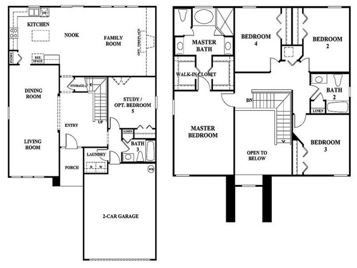 Garage with apartment on side garage with apartment floor for Shop apartment floor plans