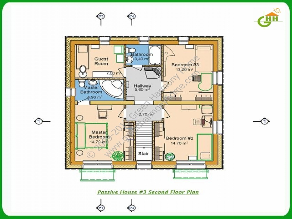 Passive Solar House Plans Simple Passive Solar House Plans Small Solar House Plans
