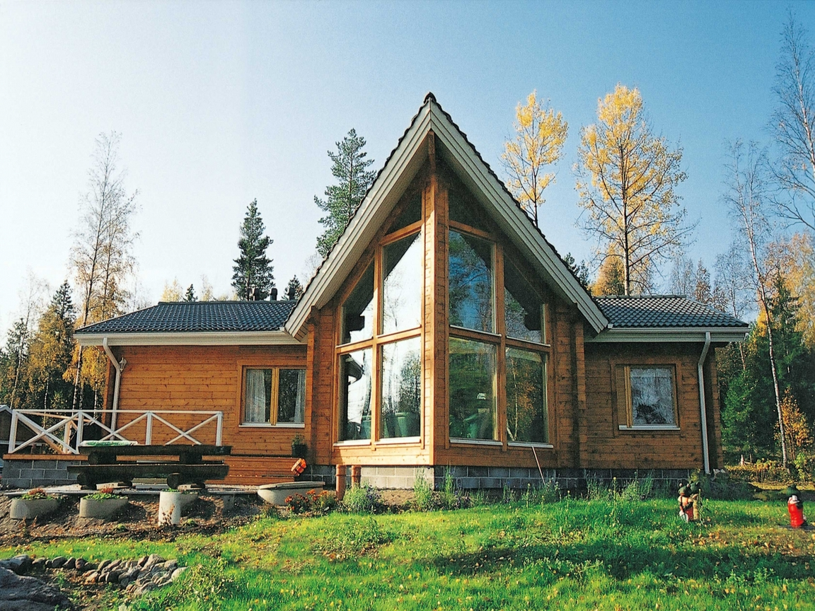 Pre built log cabins small log cabin kit homes prices for Cheap built homes