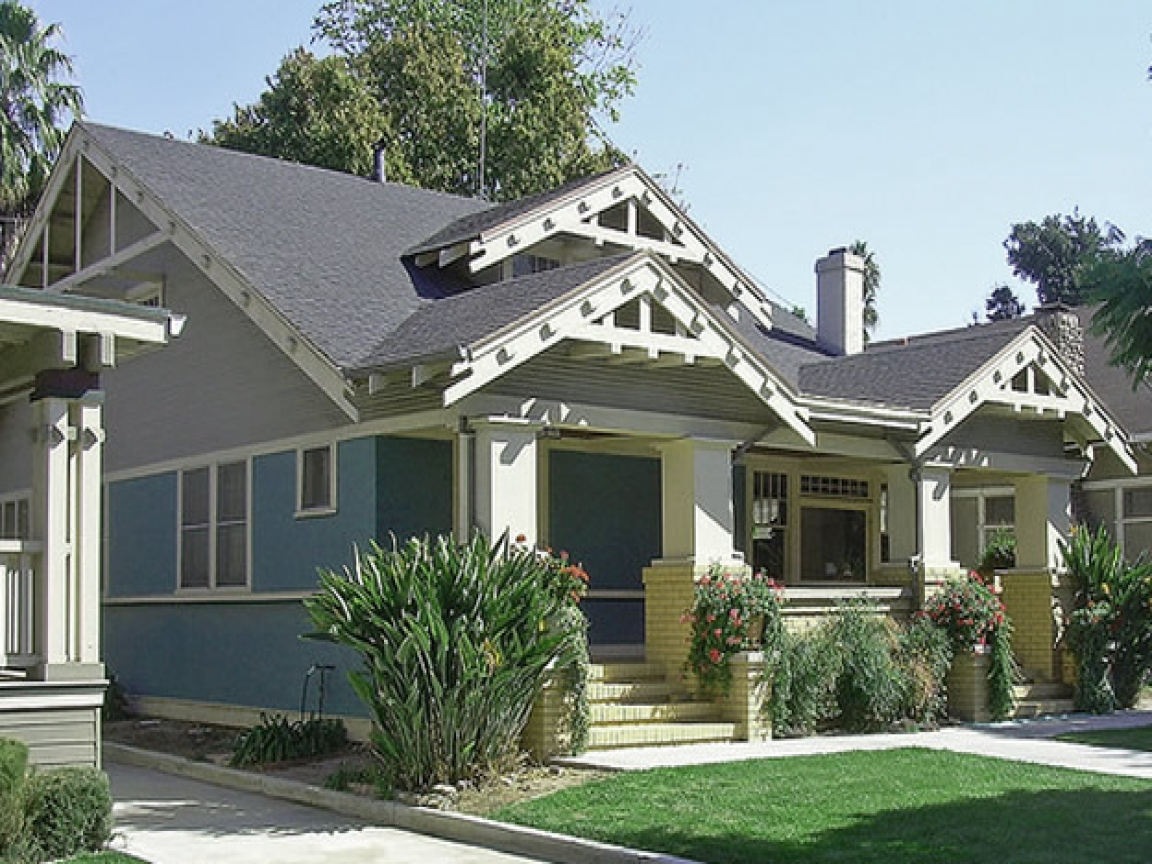 Craftsman house plans designs craftsman style house plans for Craftsman bungalow designs