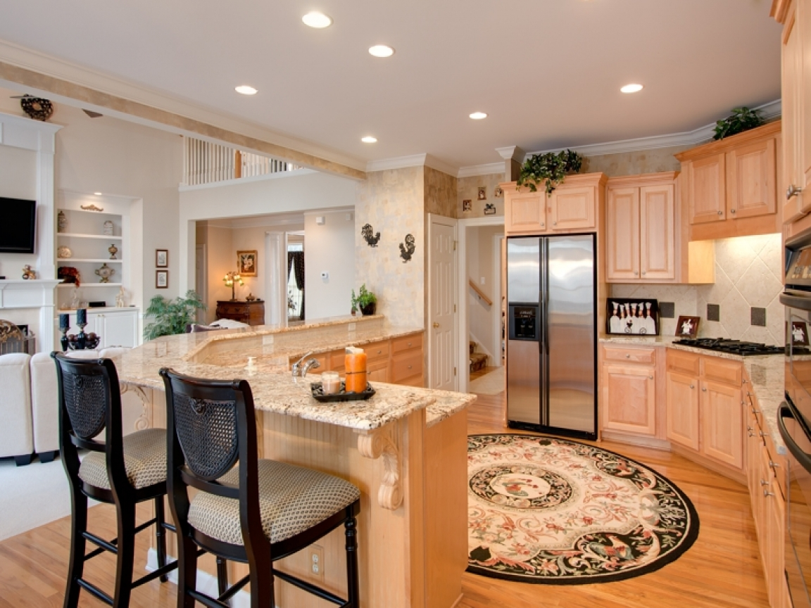 Open concept kitchen plans small open concept floor plans small house plans open concept - Open concept home designs ...