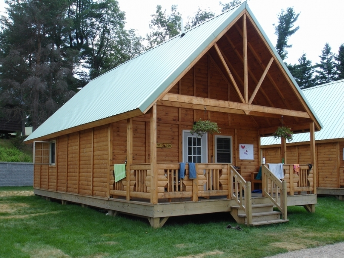 Small log cabin kits for sale amish log cabin packages for Ranch home kits for sale
