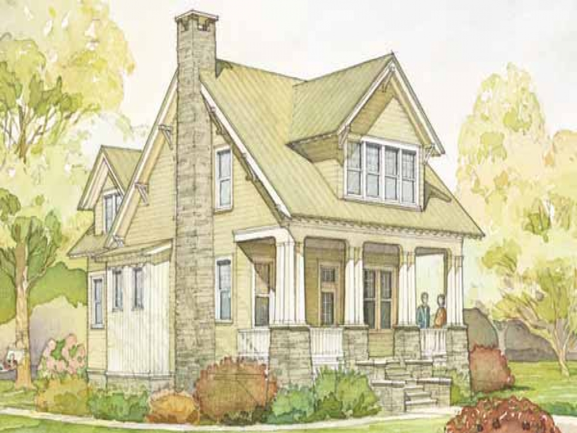 Southern living cottage style house plans low country for Country living house plans