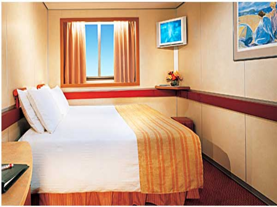 Carnival Cruise Interior Staterooms Carnival Fantasy Cruise Staterooms Crossworld Holidays