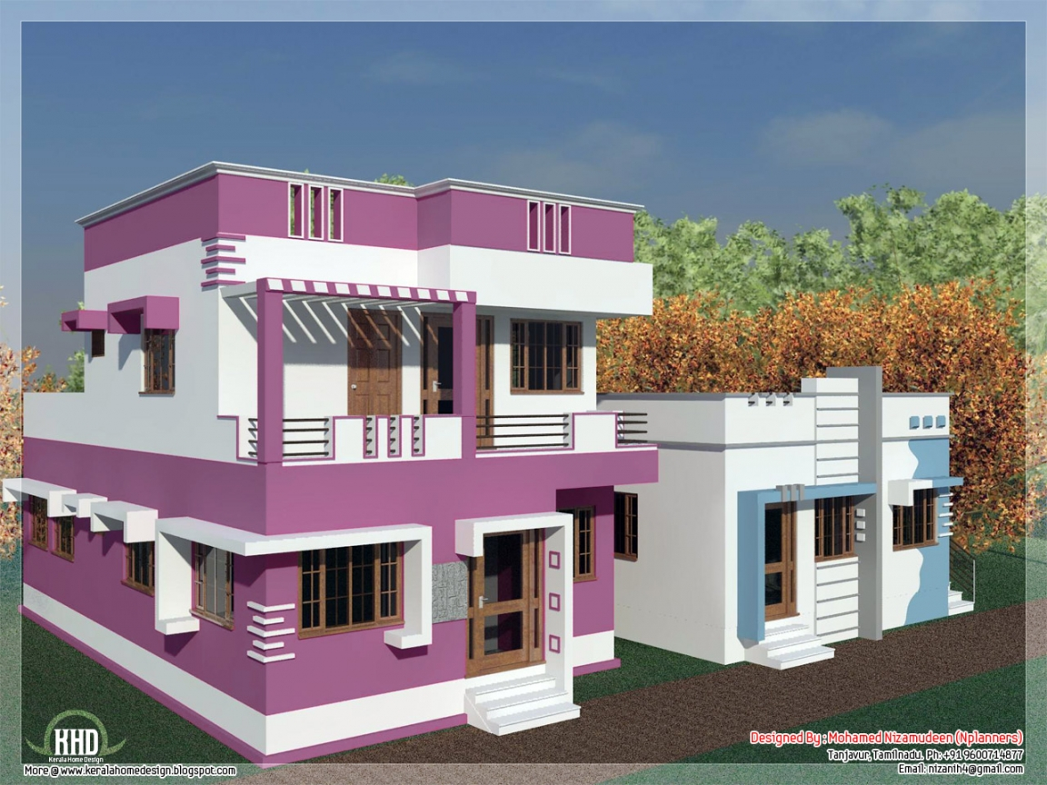 House model design model house interior bungalow model for Model house design