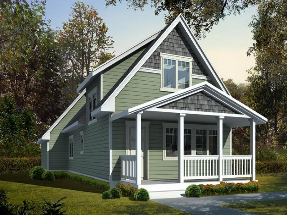 Tiny Home Designs: Cool Small Cottage Plans Small Country Cottage House Plans