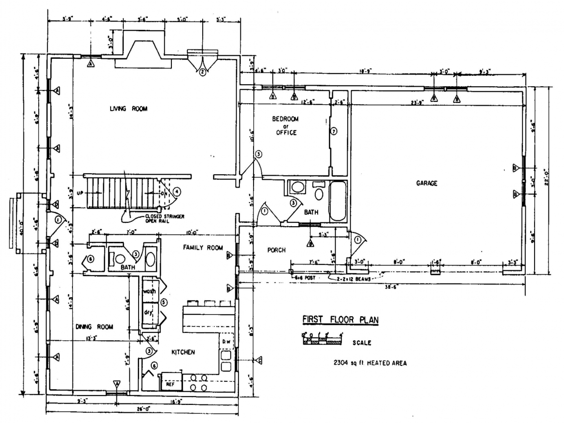 Free printable house plans free house plans blueprints for Free printable house plans