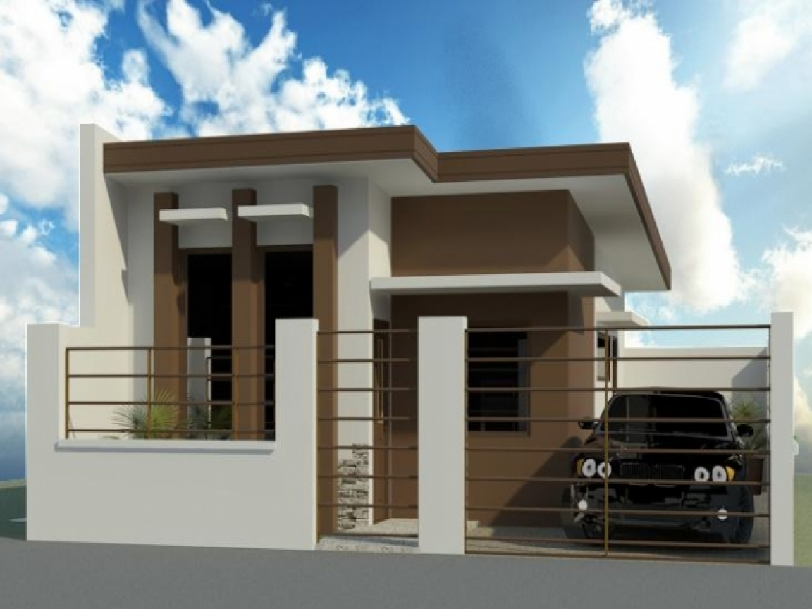 Modern Bungalow House Philippines Small House Design Plan ...