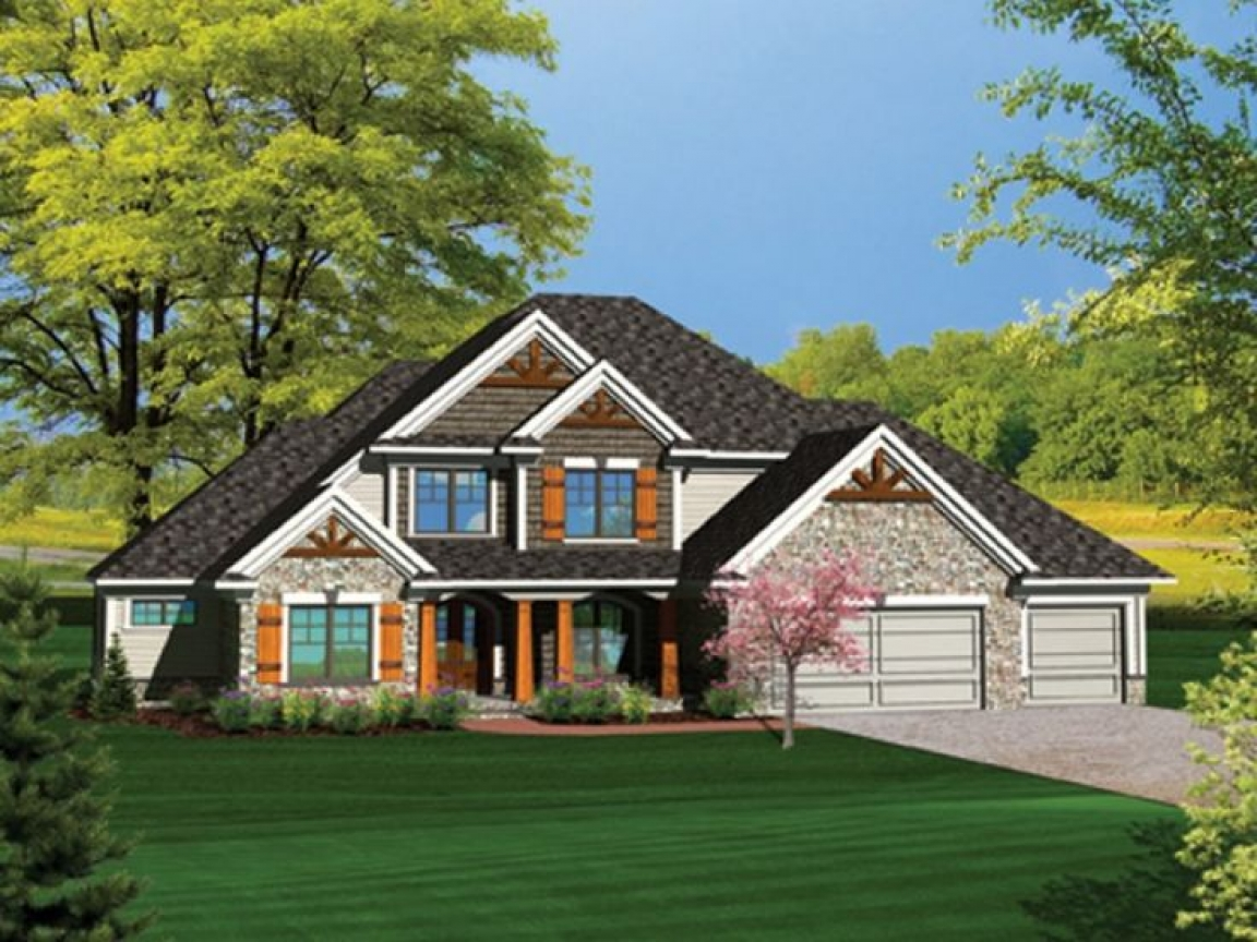 Craftsman cottage style house plans eplans craftsman house for Eplans craftsman bungalow 11192
