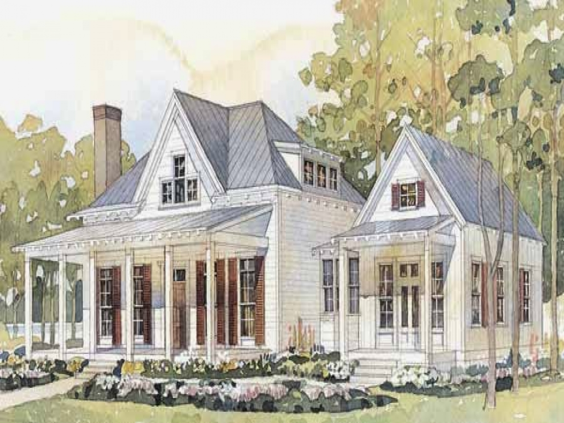 Small house plans southern living house plans southern for Coastal living house plans