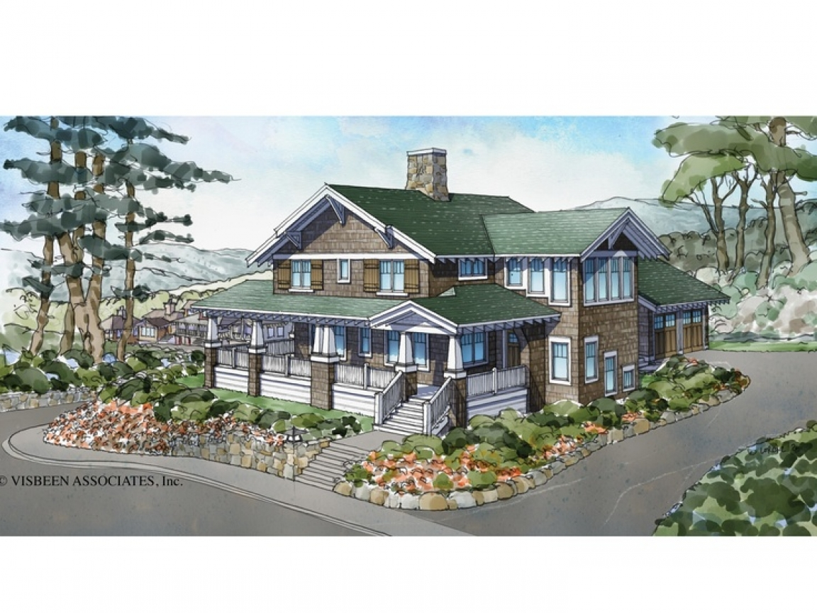 eplans craftsman house plan craftsman cottage style house